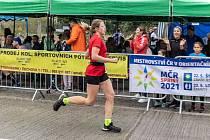 Šternberský 1/2 maraton 2021.