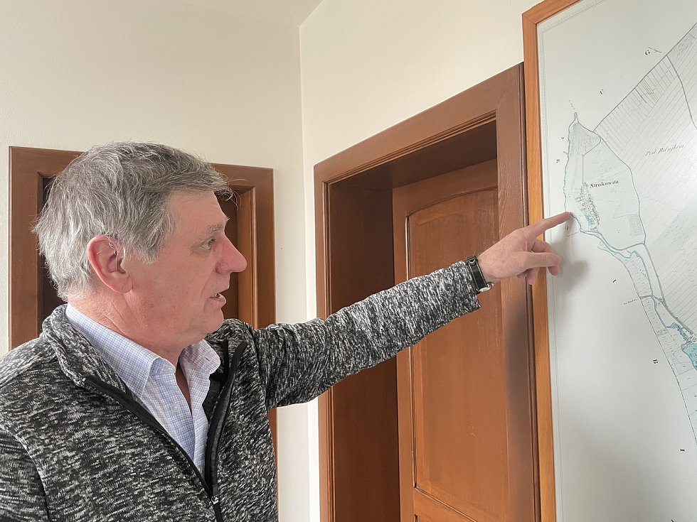 Jiří Hubáček, starosta Strukova, druhé nejmenší obce v ČR