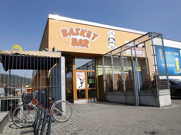 Basket bar pizzerie, Zlín