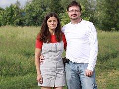 David Záleský s manželkou Markétou jdou do třetí sezony Biografu pod hvězdami.