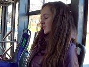 Z videa Deset hodin v olomoucké tramvaji