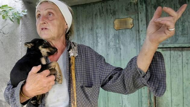Majitelka psů Zdeňka Grohmannová ze Štarnova