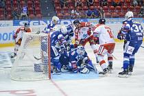 Generali Česká Cup: HC Olomouc - HC Kometa Brno 5:2