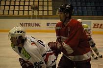 Jan Tomajko na ledě.