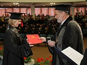 První promoce na Moravské vysoké škole