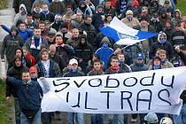 Fanoušci Sigmy Olomouc.