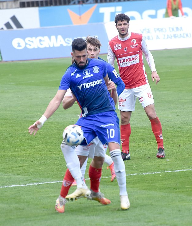 SK Sigma Olomouc - FK Pardubice 0:1 (0:0)Jakub Yunis
