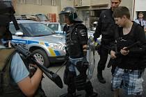 Den otevřených dveří u policistů ve Velké Bystřici