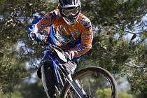 Biker Kamil Tatarkovič.