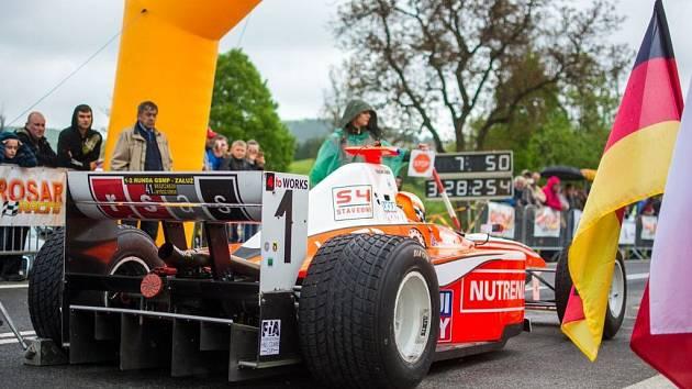 Nutrend racing v Zaluži