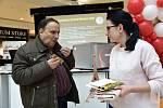 Čokoládový festival v olomoucké Šantovce, 14--16. 2. 2020