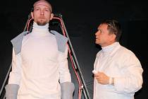 R.U.R. olomouckého divadla Tramtarie