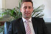 Martin Smolka, šéf olomoucké správy Ředitelství silnic a dálnic