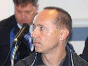 Obžalovaný v metanolové kauze Petr Čagan u krajského soudu ve Zlíně