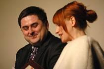 Talkshow na cucky s primátorem Martinem Novotným a rektorem Miroslavem Mašláněm