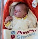 Nikola Knirschová, Litovel, narozena 23. dubna ve Šternberku, míra 49 cm, váha 3310 g