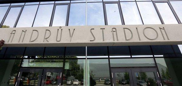 Andrův stadion vOlomouci má nový vstupní portál