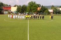 Chválkovice - HFK Olomouc B
