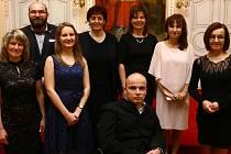Cenu Křesadlo 2019 za dobrovolnickou činnost získalo v Olomouckém kraji osm dobrovolníků.