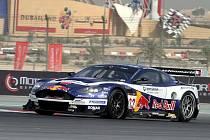 Jarek Janiš v Dubaji - FIA GT Championship 2006