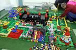 Výstava sběratelů a stavitelů LEGO kostiček v Olomouci