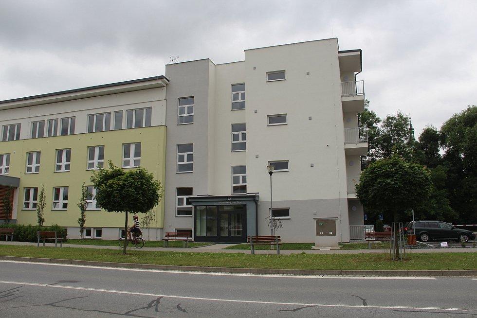 Nové chráněné byty jsou chloubou Velkého Týnce
