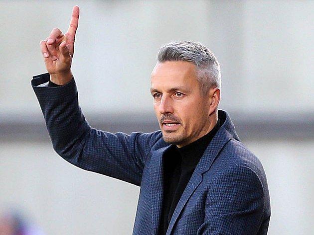 Tomáš Janotka, trenér devatenáctky Sigmy