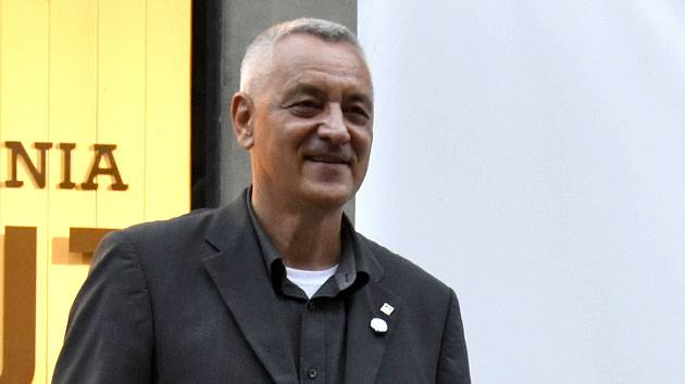 Josef Suchánek, lídr Pirátů a STAN, dle dohody budoucí nový hejtman Olomouckého kraje