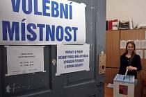 Prezidentské volby v Mutkově na Olomoucku