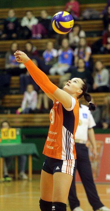 Challenge Cup: VK UP Olomouc - Paris SF