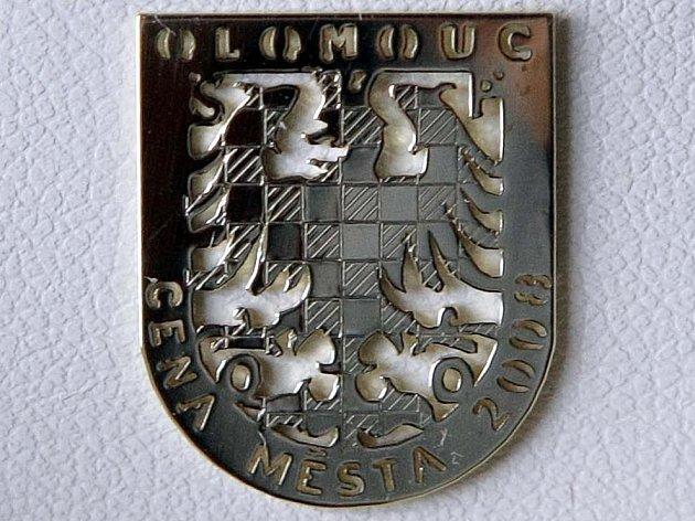 Cena města Olomouce