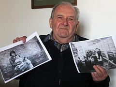 Jiří Fišer z Mohelnice přežil i se svým bratrem dvojčetem peklo koncentráku v Osvětimi