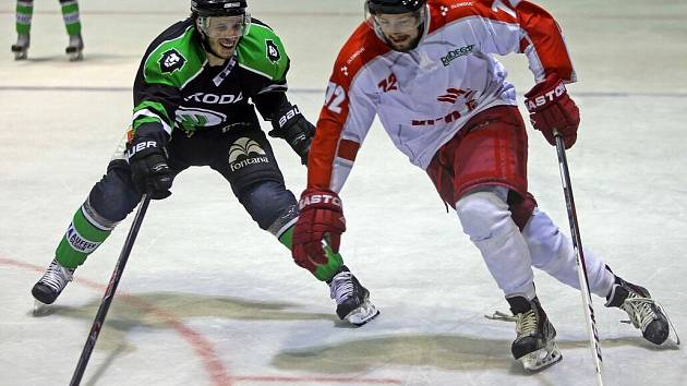 Baráž o extraligu - Olomouc vs. Mladá Boleslav
