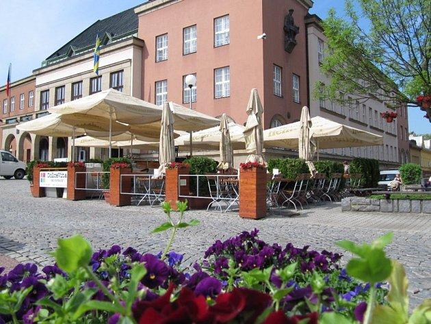 Restaurace Dolce Vita, Zlín
