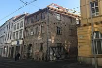 Měšťanský dům U Zlatého lva na třídě 1. máje v Olomouci projde kompletní rekonstrukcí