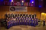 Svátky písní Olomouc 2019. Cenu absolutního vítěze MUNDI CANTANT získal sbor námořní univerzity ve Štětíně vedený Sylwiou Fabiańczyk-Makuch