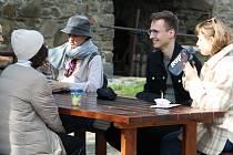 Na Prvního máje se návštěvníkům otevřel hrad Helfštýn, jako jediná památka v Olomouckém kraji. 1.5.2021