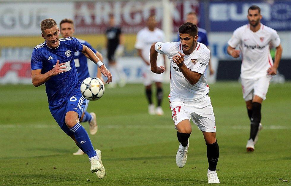 SK Sigma - FC Sevilla