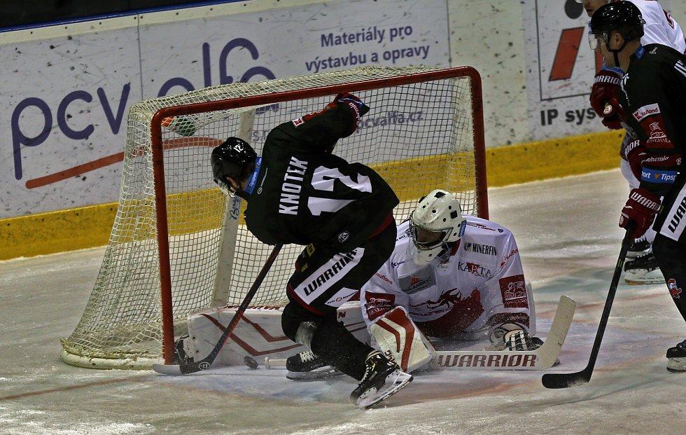 HC Olomouc vs. Oceláři Třinec