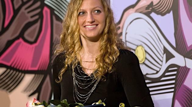 Sportovec Olomouckého kraje 2011 - Petra Kvitová