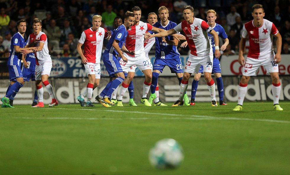 Sigma Olomouc - Slavia Praha 1:1