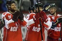 Olomoučtí hokejisté
