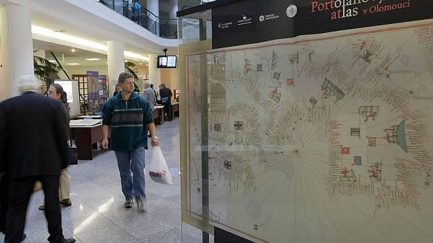 Kartografická výstava v RCO