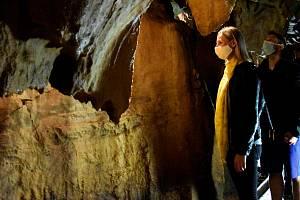 Obnovená sezona v Mladečských jeskyních na Litovelsku, 27. 5. 2020