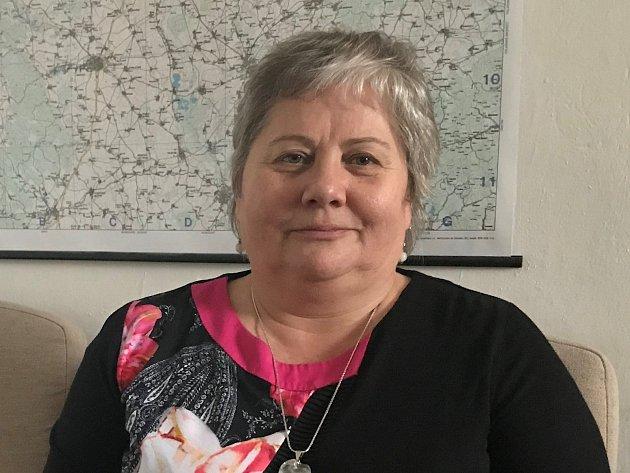 Růžena Haliřová, ředitelka protiepidemického odboru Krajské hygienické stanice Olomouckého kraje.
