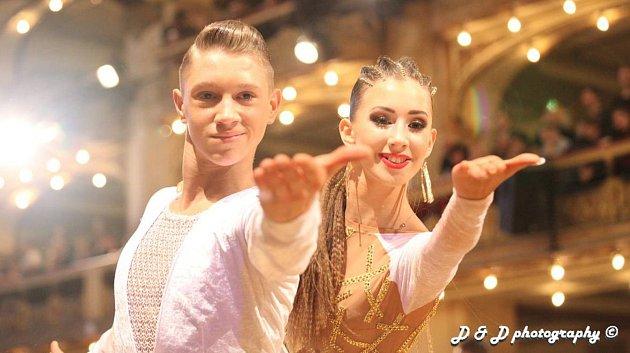 Sourozenci Barbora a Daniel Borůvkovi z Olomouce