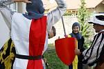 Uničov se přenesl do středověku