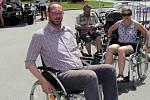 lidé na vozíku - vozíčkáři