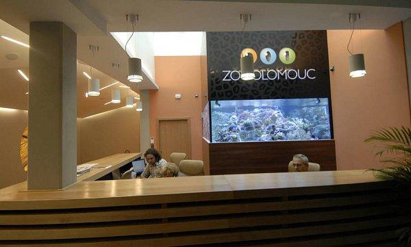 Nový vstup do olomoucké zoo