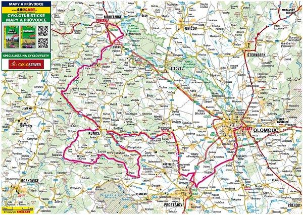 2. etapa Czech Cycling Tour 2013
